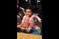 baby prefers beer