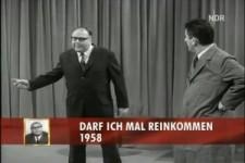 Heinz Erhardt in - darf ich mal reinkommen