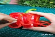 Paprika-Kunst