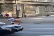 Störung im Straßenverkehr