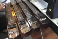 Steel-guitar