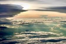 Ozean der Wolken
