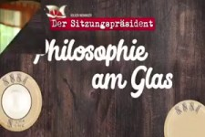 Philosophie am Glas