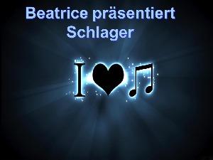 Beatrice praesentiert Schlager vom 18042020 3
