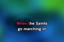 Traditional When The Saints Go Marchin In