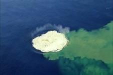 Unterwasser-Vulkan