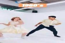 weiß sich der Tanz über die Jahrzehnte entwickelte