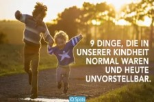 9 Dinge die heute unvorstellbar sind