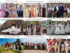 Costumes-Nationaux - Kostüme-Nationaux (Nationaltracht)