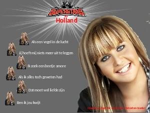 Charlene singt 1