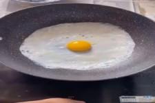 So kann man ein Ei auch zubereiten