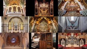 Pijporgels - Orgelpfeifen