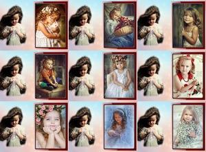 La suite des photos d'enfants de Natalia Zakonova -