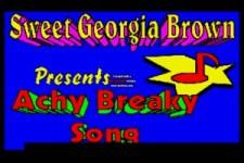 Achy breaky song