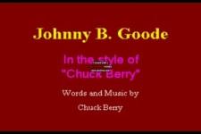Berry Chuck - Johnny B. Goode