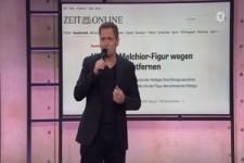 Dieter Nuhr über die Melchior-Figur