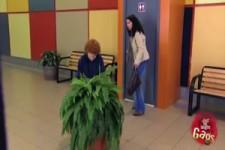 Versteckte Kamera - Kind muss auf die Toilette