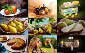 Pears - Birnen
