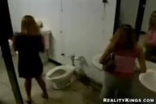 Falsches WC