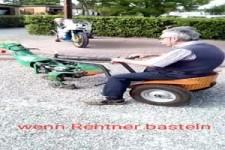 Wenn Rentner basteln