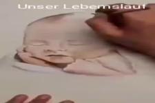 Unser Lebenslauf - vom Baby bis zum Greis