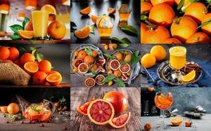Oranges - Orangen