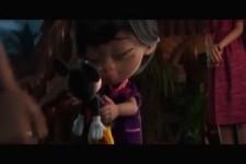 Die Geschichte einer Mickey - Mouse - Puppe