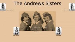 andrews sisters 001