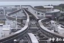 Praeziser Einschienenbahnbau