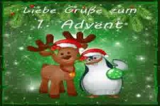 Grüße zum 1. Advent