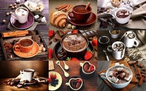 Hot Chocolate 1 - Heiße Schokolade 1