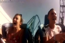 Two Fall Out of Roller Coaster Survive