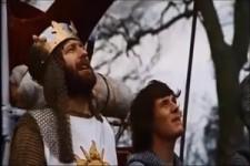 die Ritter der Kokosnuss - Brien Bashing