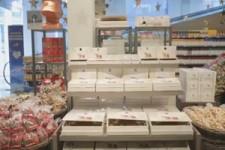 Fröhliche Weihnachts-Schokolade
