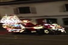 Weihnachten auf der Strasse