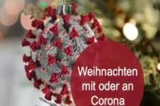 Weihnachten mit oder an Corona
