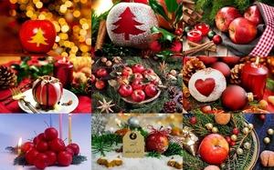 Xmas Apples - Weihnachtsäpfel