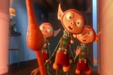 die Weihnachtsmannhelfer