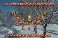 Die Vaiolets - Weihnacht in den Herzen