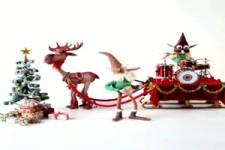 Wilde Weihnachtsmusik