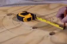Kreise malen ohne Zirkel