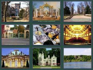 Potsdams Schloesser und Gaerten
