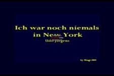 Ich war noch niemals in New York Udo Juergens