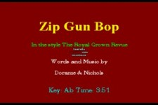 ROYAL CROWN REVUE - Zip gun bop