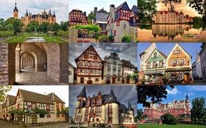Architecture en Allemagne 1 - Architektur in Deutschland 1