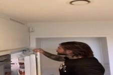Warum geht der Kühlschrank nicht zu?