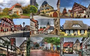 Architecture en Allemagne 2 - Architektur in Deutschland 2