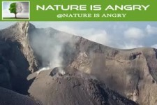 Nature is angry