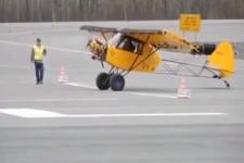 Wie ein Hubschrauber