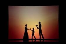 Schattentheater - großartige Show